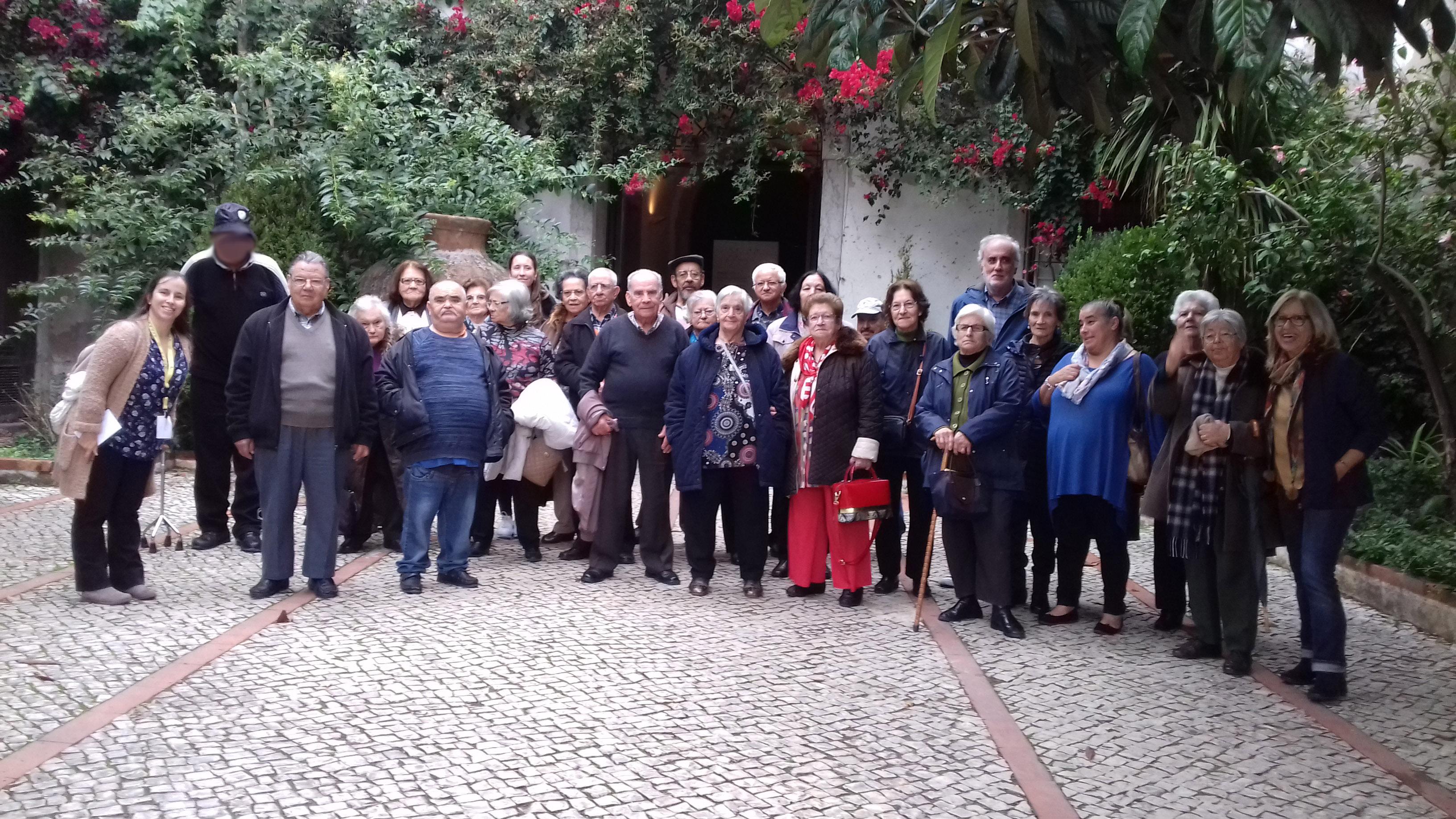 Centro de Dia SFRAA – Visita ao Museu Nacional do Azulejo