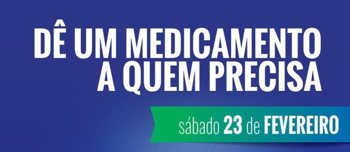 """Banco Farmacêutico de Portugal """"Dê um medicamento a quem precisa"""""""