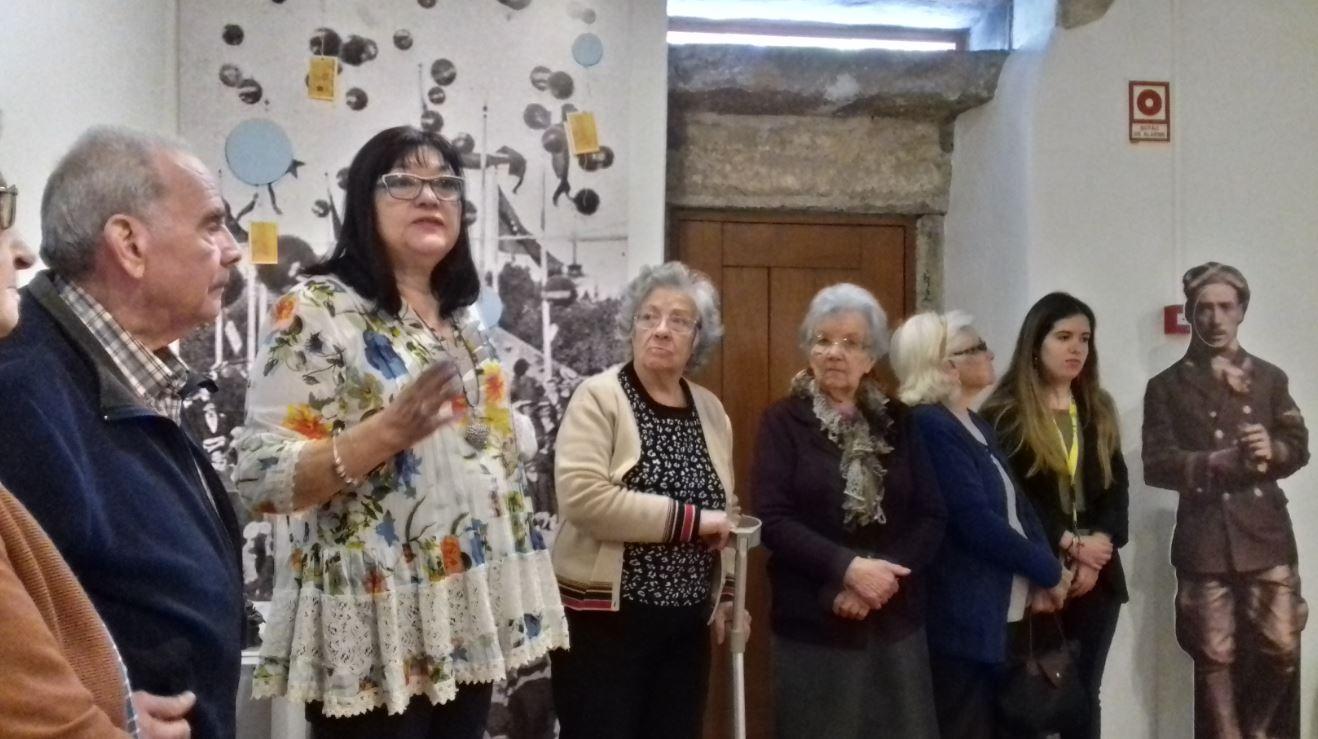 Centro de Dia visita o Museu de Arqueologia da Amadora