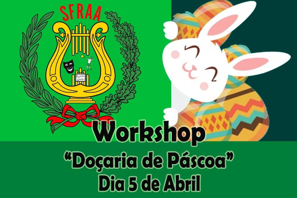 "Workshop ""Doçaria de Páscoa"""