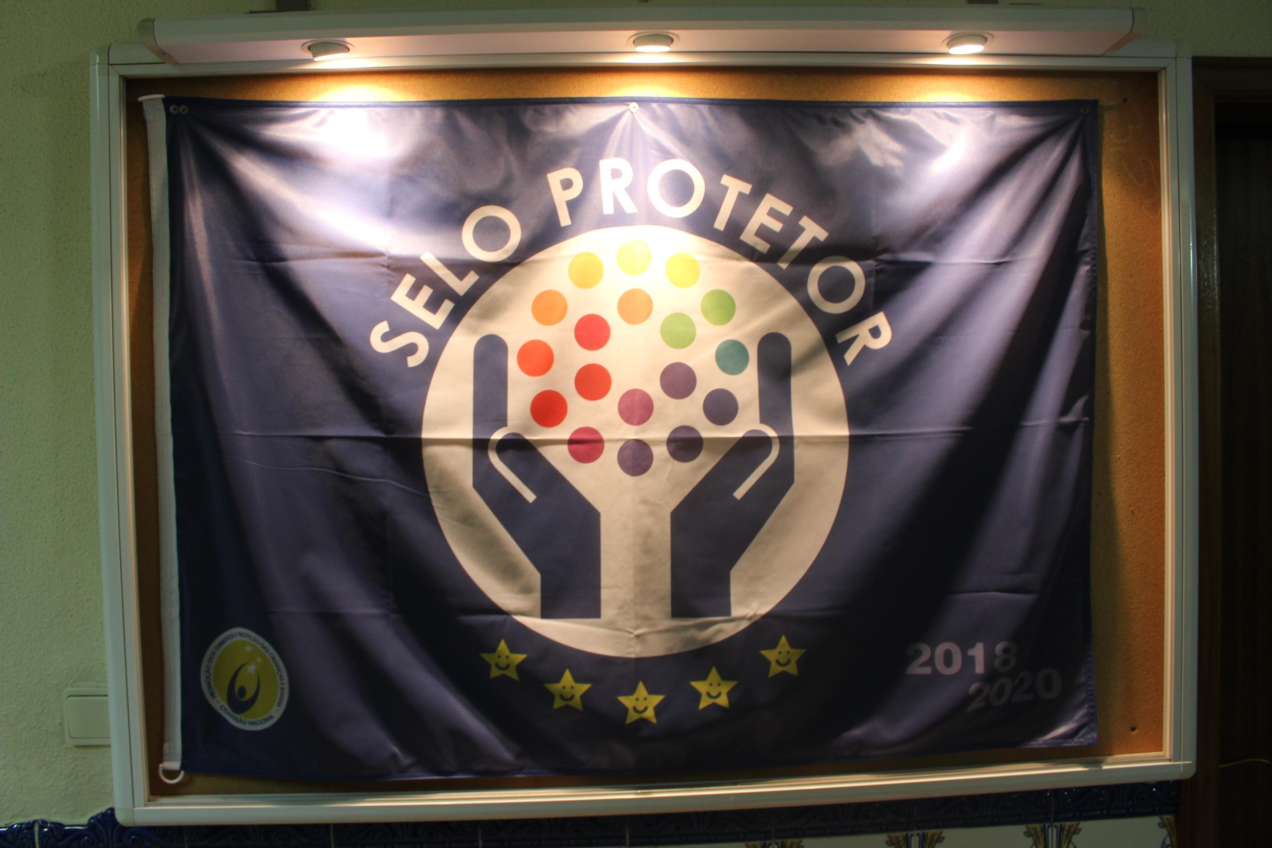 Bandeira do Selo Protetor