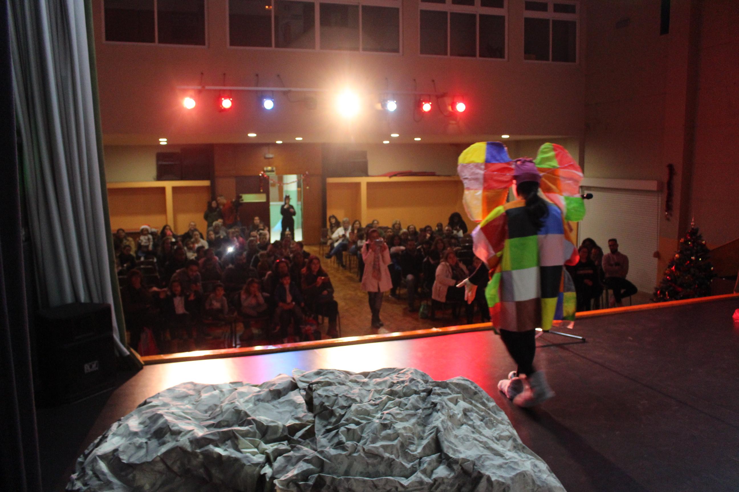Festa de Natal Creche da SFRAA – Quinta de S. Miguel