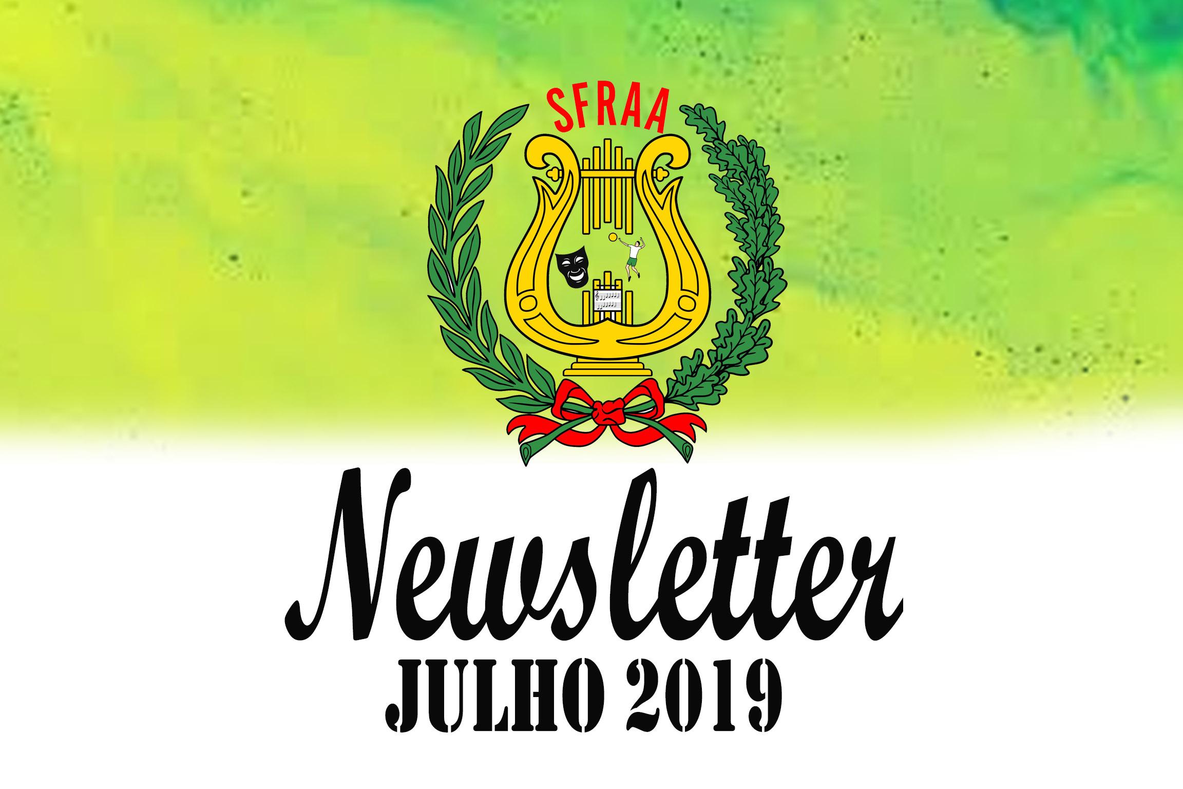 Newsletter Julho 2019