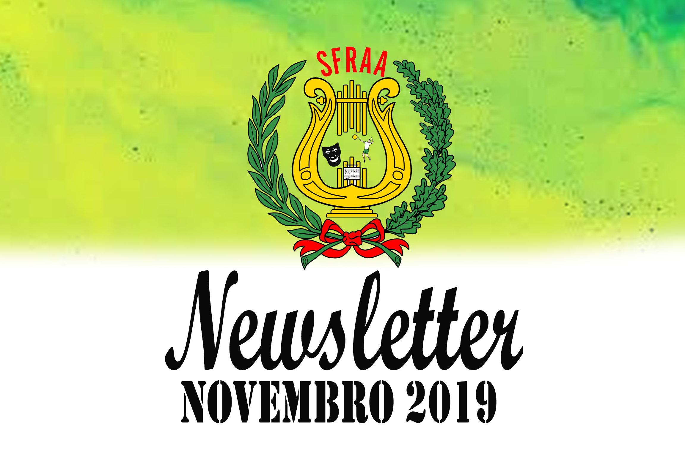 Newsletter – Novembro 2019