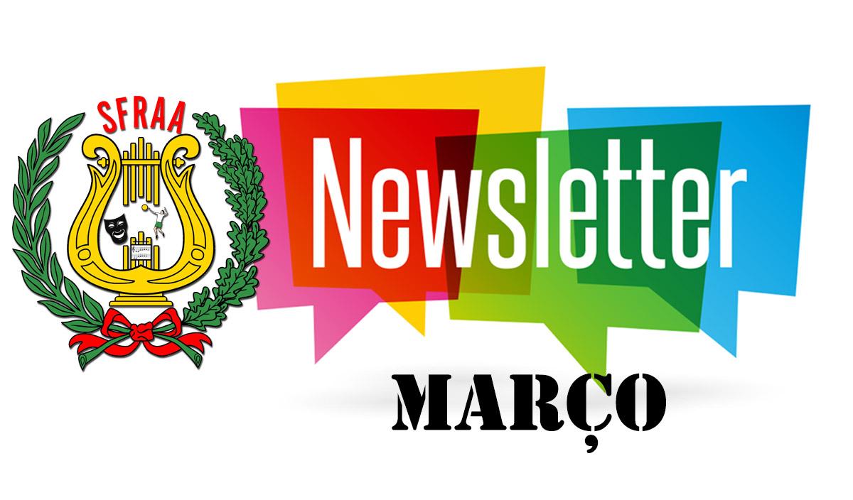 Newsletter – Março 2020
