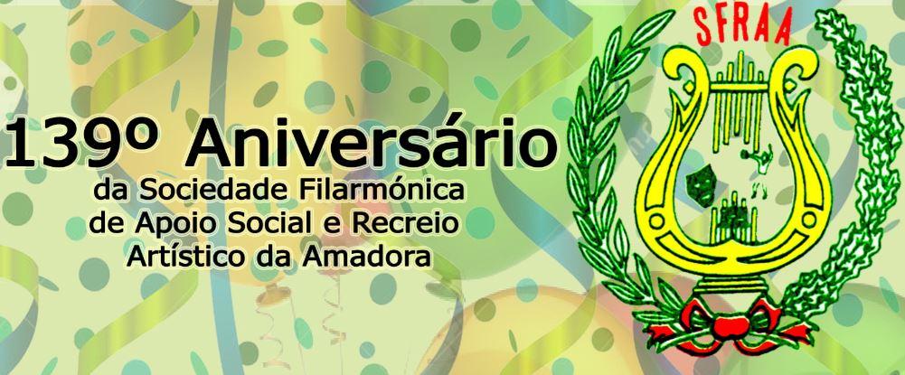 139º Aniversário da SFRAA