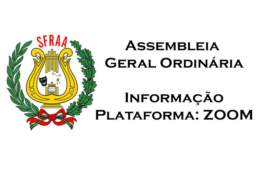 Assembleia Geral – Informação
