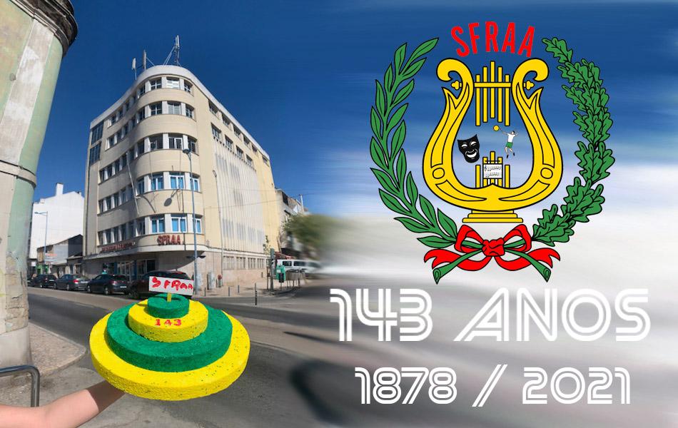 143º Aniversário – SFRAA