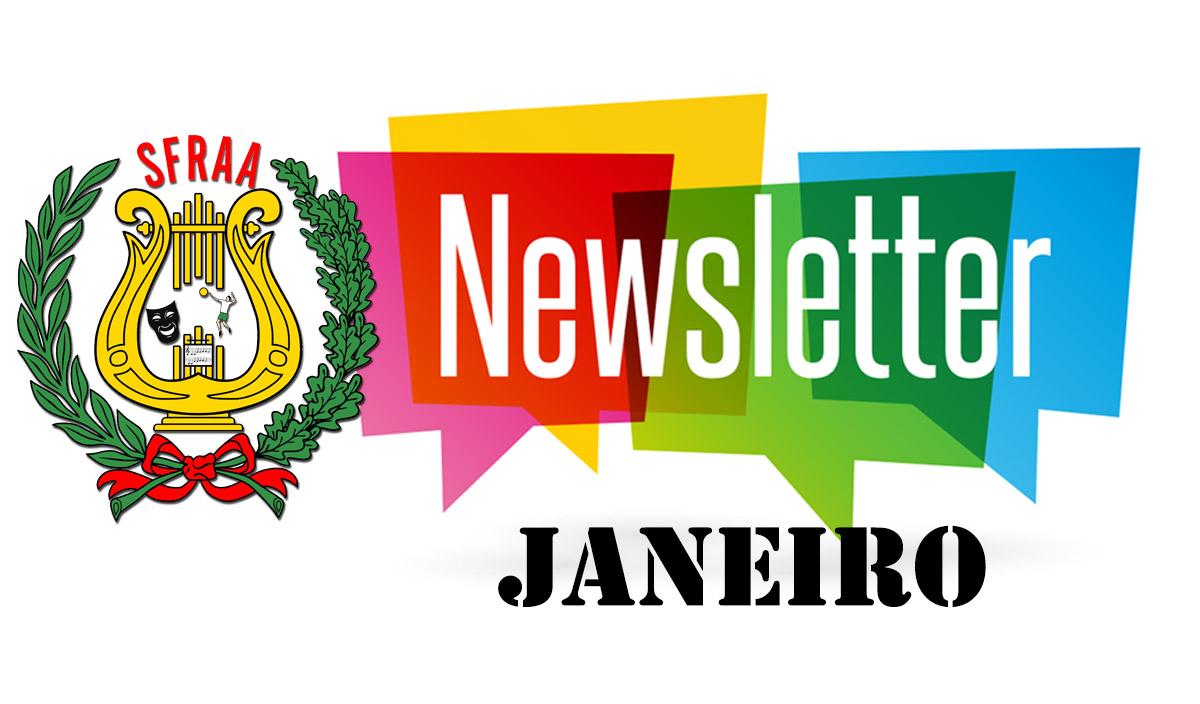 Newsletter – Janeiro 2020