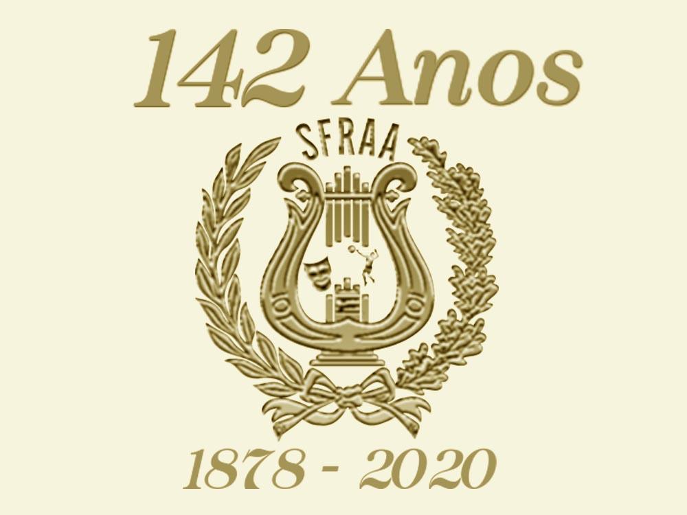 Aniversário da SFRAA – 142 Anos de História